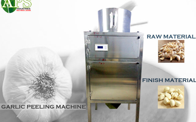 garlic peeling machine 80kg