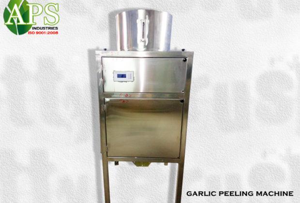 Garlic Peeling machine 50kg