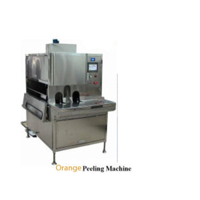orange peeling machine