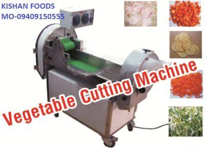multi vegetable cutting machine video