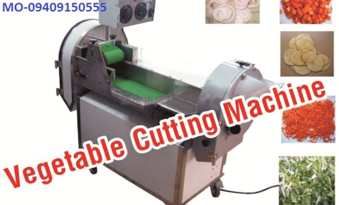 multi vegetable cutting machine video