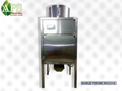 garlic peeling machine 40kg video