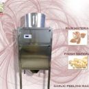 garlic peeling machine 120kg