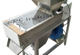 roast peanut peeling machine