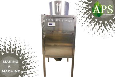 garlic peeeling machine 100kg